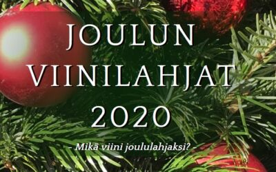 Joulun viinilahjat 2020