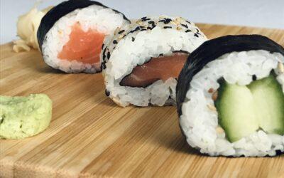 Paras Sushi Riesling