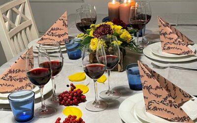 Pinot Noir Ruokapöydässä